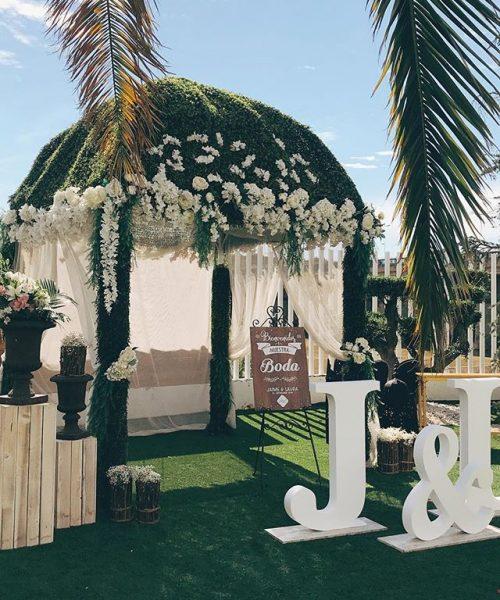 altar aura boda civil